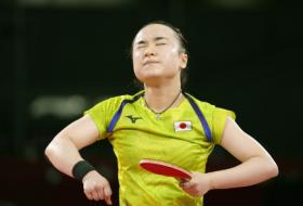 伊藤美诚夺乒乓女单铜牌 为日本女乒首枚铜牌