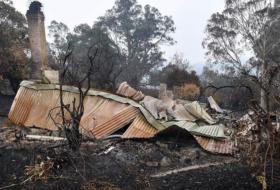澳洲山火180人被警方控森林火灾