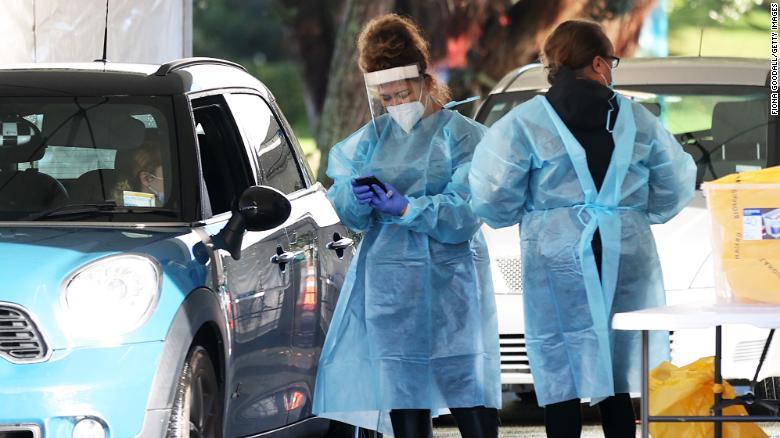 新西兰成为最新一个证实三角洲病毒爆发的国家