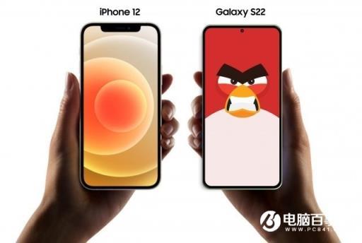 三星Galaxy S22曝光!比苹果iPhone 13小一圈