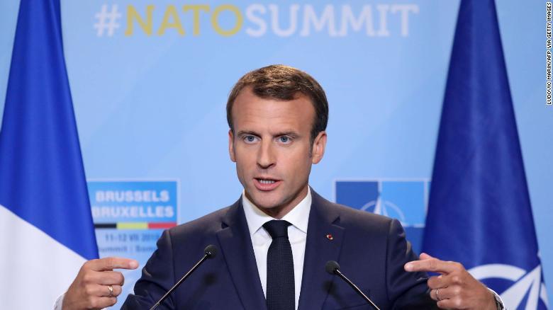由于新的国家安全伙伴关系,法国召回了驻美国和澳大利亚大使