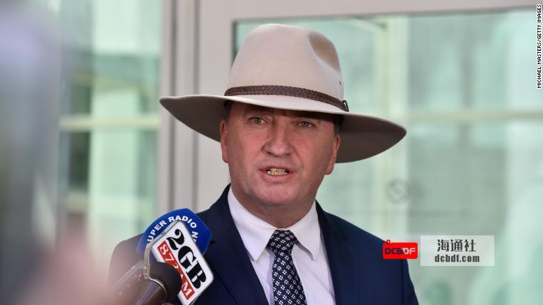 澳大利亚的气候政策正由一名戴着牛仔帽的前会计师主导