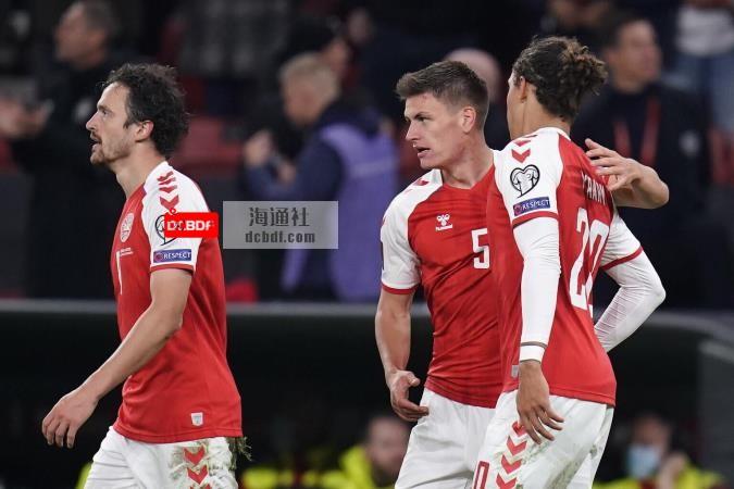 丹麦在八连胜后晋级世界杯