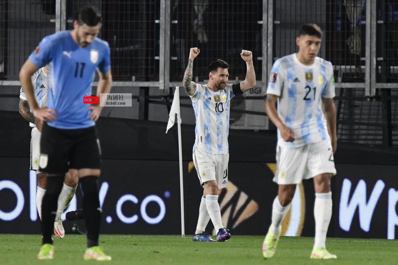 阿根廷人喜欢梅西,而巴西人对内马尔感到好奇