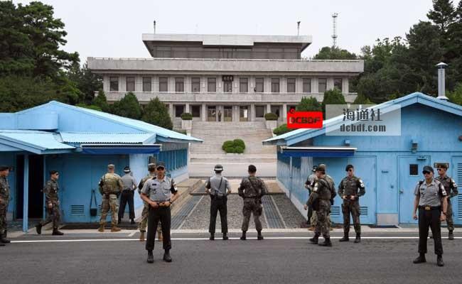 南北韩恢复跨境热线数月来首次通话