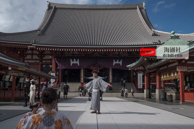 尽管新冠疫情的影响挥之不去,日本仍坚持2030年的旅游目标