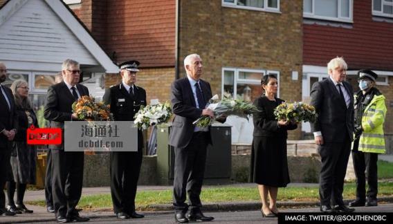 """大卫·阿梅斯被杀:英国下议院议长林赛·霍伊尔再次要求""""结束仇恨"""""""