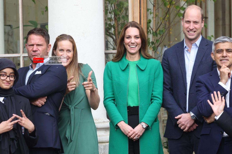 """威廉王子和名人将颁发第一届""""地球拍摄奖"""""""