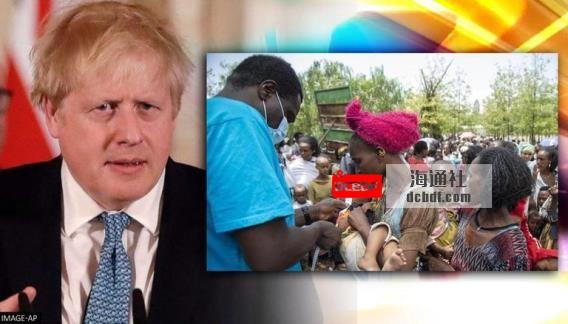 英国宣布在世界粮食日向埃塞俄比亚北部额外提供2900万英镑人道主义援助