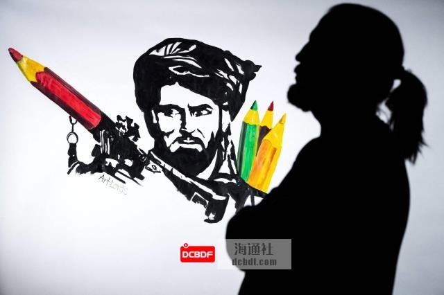 """""""艺术正在消亡"""":阿富汗艺术家希望抵制塔利班的统治"""