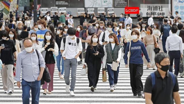 COVID-19追踪:东京确认267例新病例,呈下降趋势
