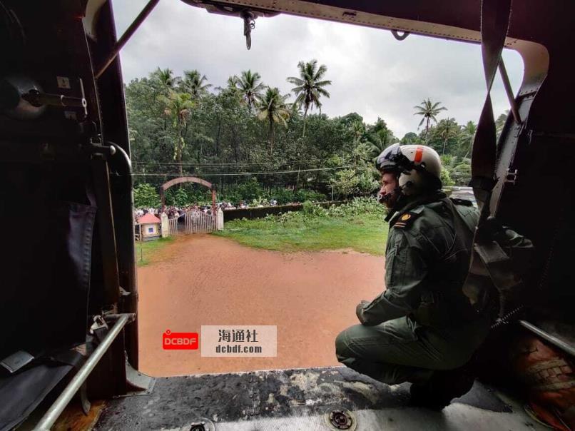印度南部遭受严重食物袭击,8人死亡,12人失踪